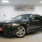 2019 BMW 5 Series Security