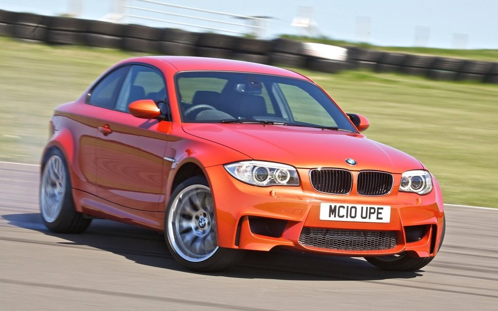 2010 BMW 1 Series M Coupe UK Version photo - 3