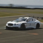 2019 Bentley Continental GT3 Racecar