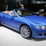 2019 Bentley Continental GT Speed Convertible