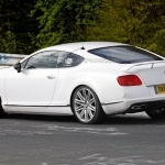 2019 Bentley Continental GT Prototype