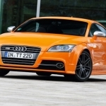 2019 Audi TTS Coupe competition