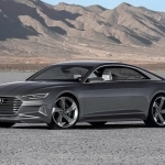 2019 Audi Prologue Concept