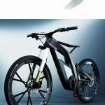 2019 Audi e bike Worthersee Concept
