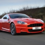 2019 Aston Martin DBS Carbon Edition