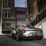 2019 Alfa Romeo 4C Coupe US Version