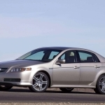 2019 Acura RL with ASPEC Performance Package