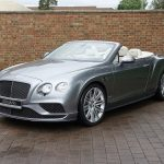2018 Bentley Continental GT Speed