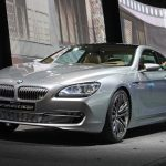 2018 BMW 6 Series Coupe Concept