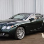 2019 Bentley GTZ Zagato Concept