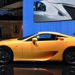 2019 Lexus LFA Nurburgring Package
