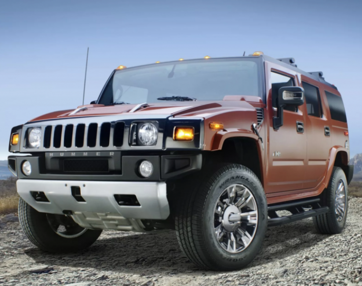 2018 Hummer H2 SUT Limited Edition