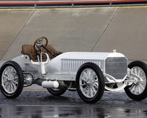 1907 Fiat 130 HP Grand Prix de France Corsa photo - 2