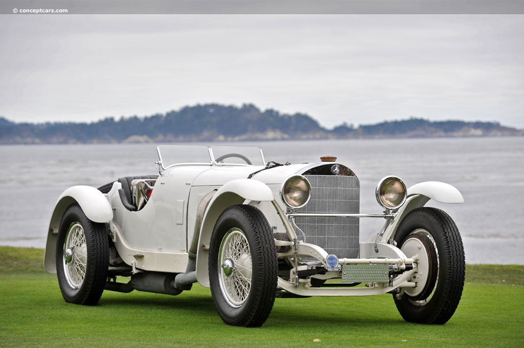 1927 Mercedes Benz Type S photo - 2