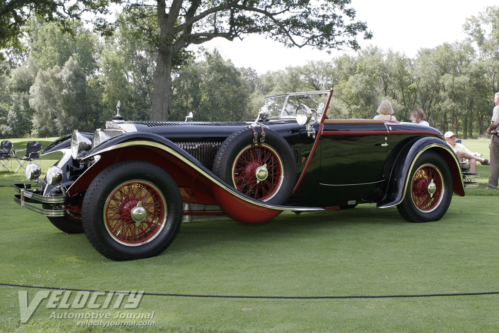 1927 Mercedes Benz Type S photo - 3