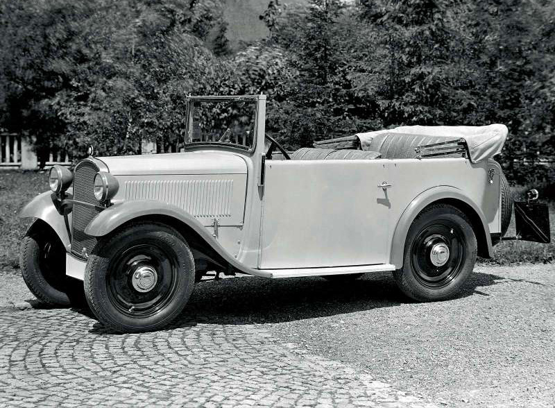 1934 Aston Martin Lagonda M45 Tourer photo - 3