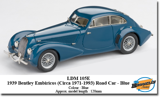 1937 Bentley Embiricos photo - 3