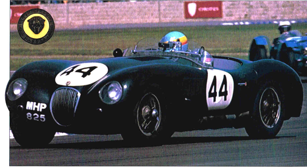 1951 Jaguar C Type photo - 1