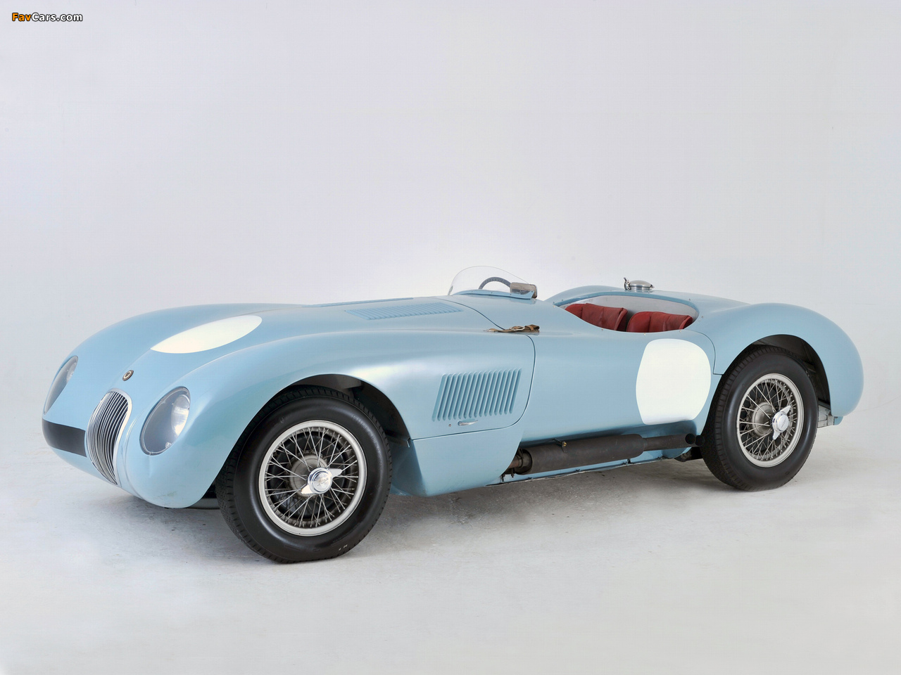1951 Jaguar C Type photo - 2