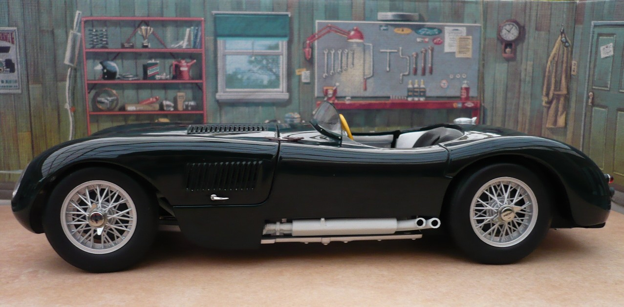 1951 Jaguar C Type photo - 3