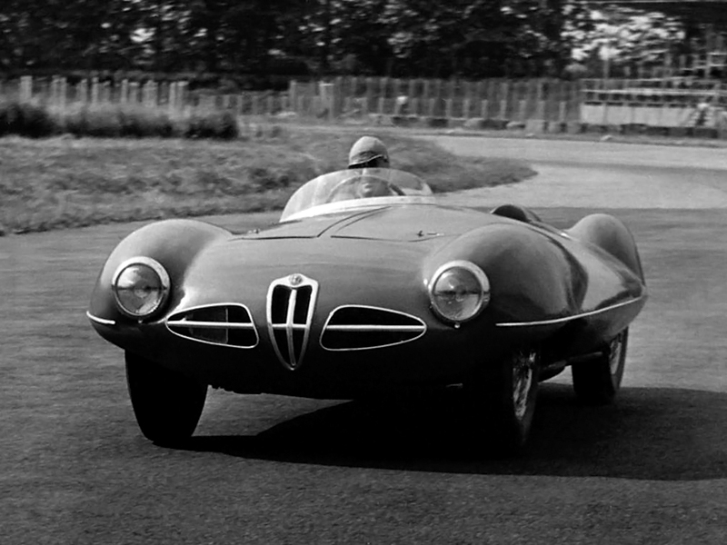 1952 Alfa Romeo C 52 Disco Volante 2000 Spider photo - 3