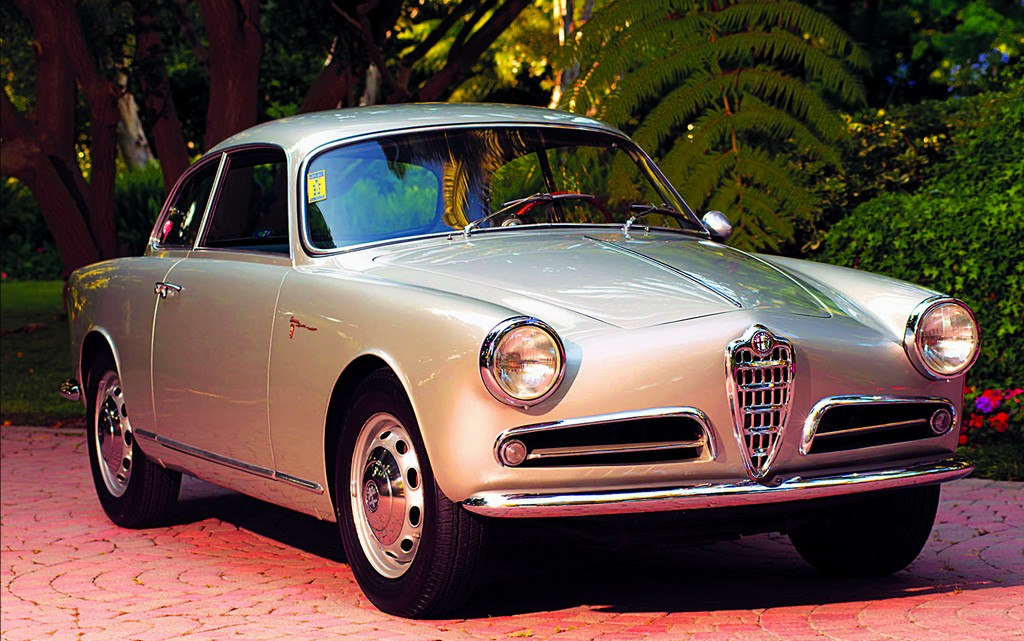 1954 Alfa Romeo Giulietta Sprint photo - 2