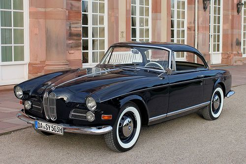 1956 BMW 503 Coupe photo - 1