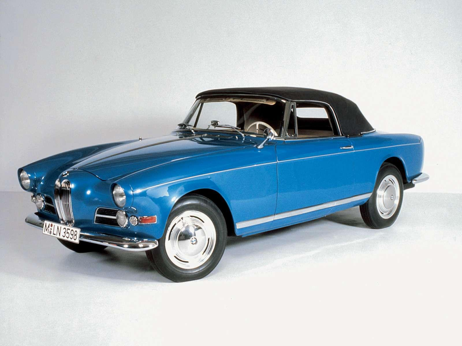 1956 BMW 503 Coupe photo - 2