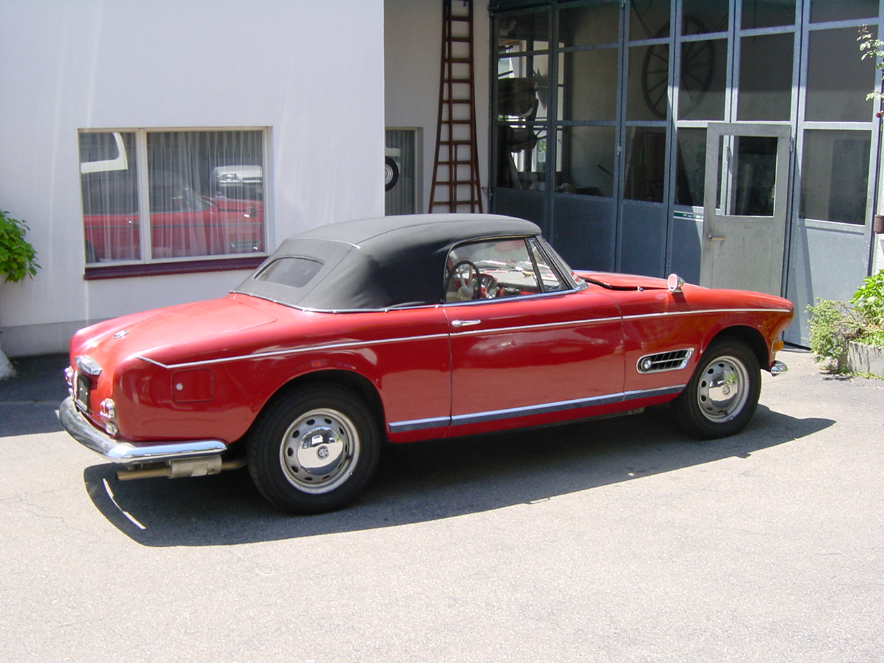 1956 BMW 503 Coupe photo - 3