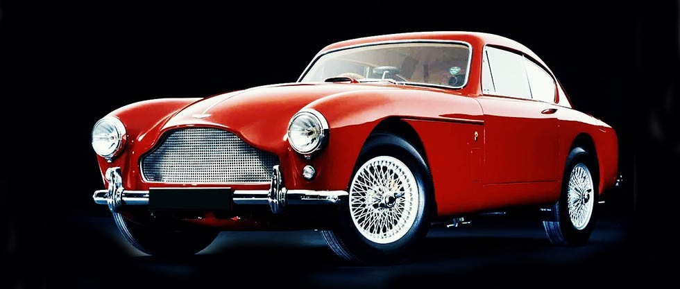 1957 Aston Martin DB Mark III photo - 2