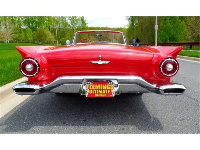 1957 Ford Thunderbird photo - 1