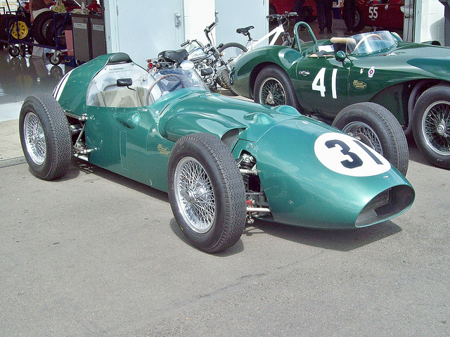 1959 Aston Martin DBR4 photo - 1