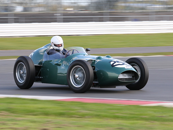 1959 Aston Martin DBR4 photo - 3