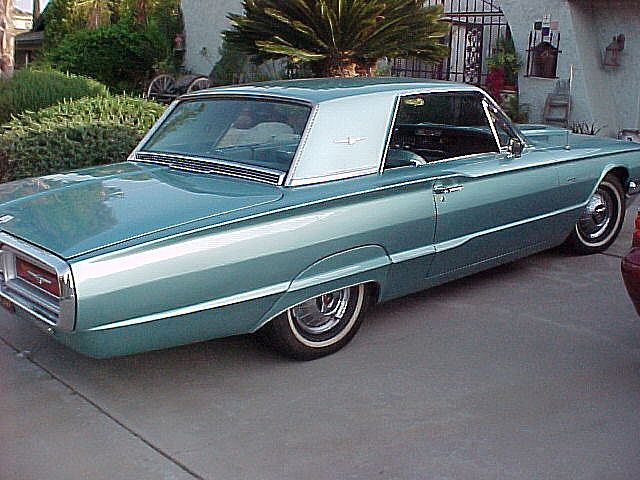 1964 Ford Thunderbird photo - 1