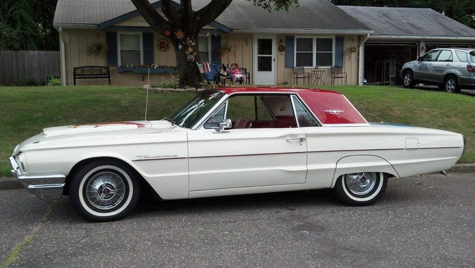 1964 Ford Thunderbird photo - 3