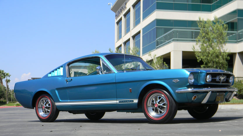 1965 Ford Mustang K Code photo - 2