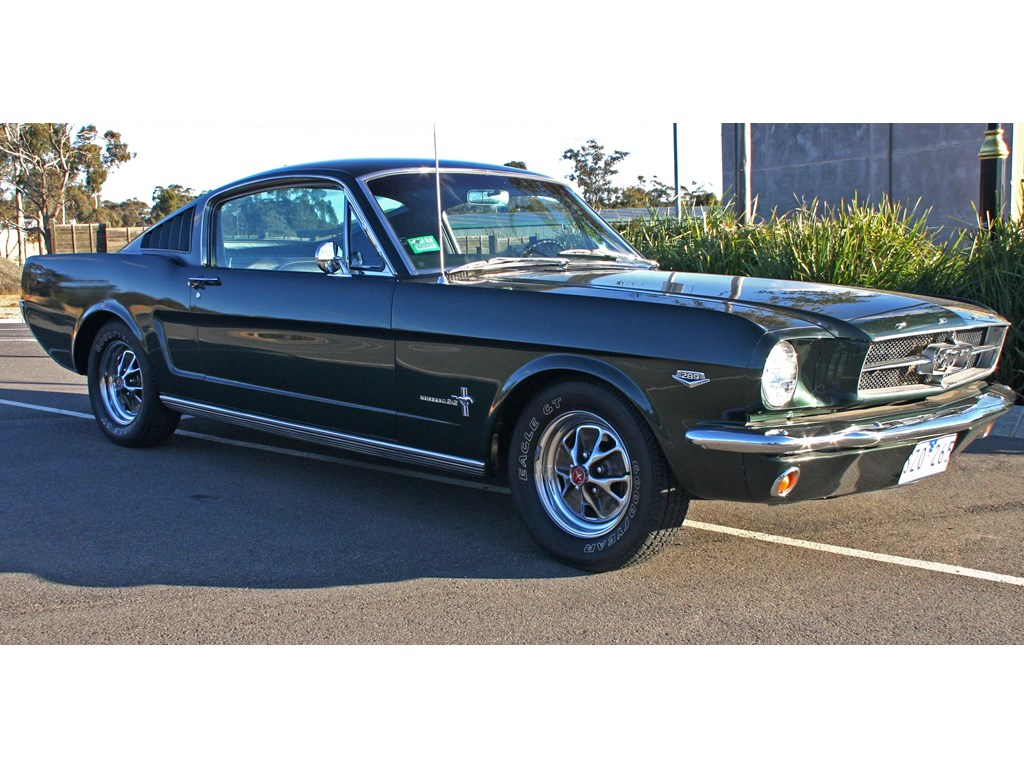 1965 Ford Mustang K Code photo - 3