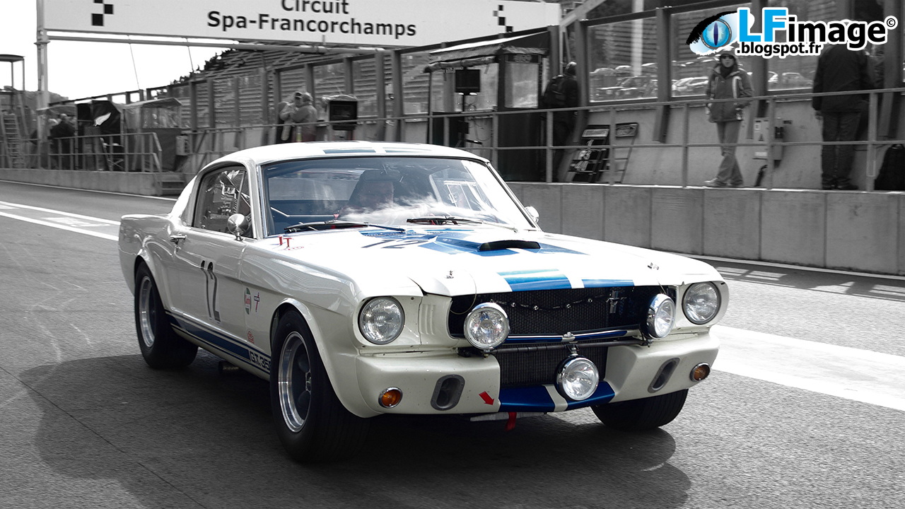 1965 Ford Mustang Shelby GT350 photo - 1