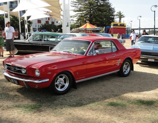 1966 Ford Mustang GT photo - 2