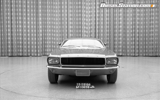 1966 Ford Mustang Mach 1 Concept photo - 1