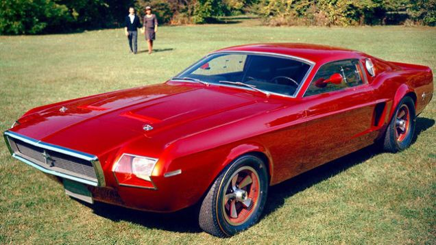1966 Ford Mustang Mach 2 Concept photo - 1