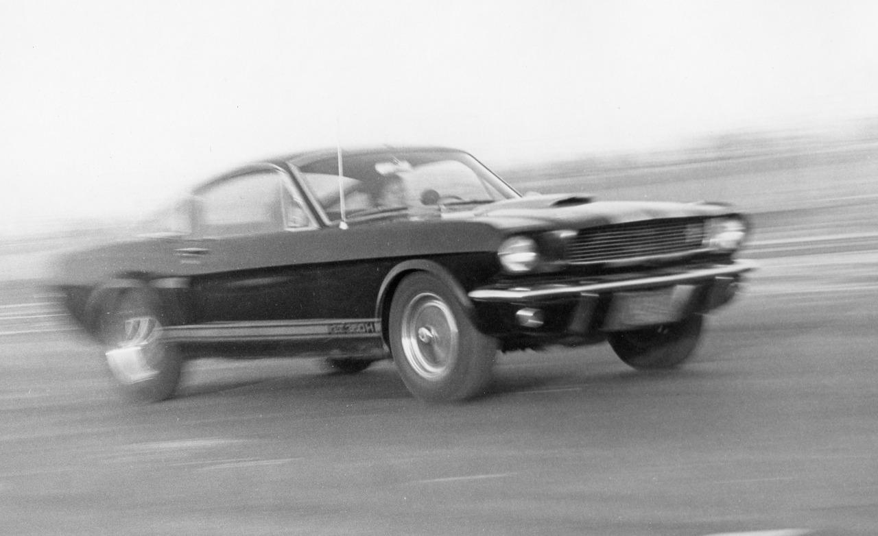 1966 Ford Mustang Shelby GT 350H photo - 1