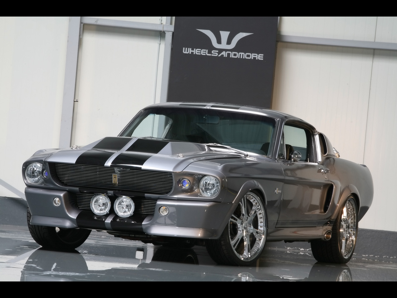 1967 Ford Mustang Shelby GT500 photo - 3