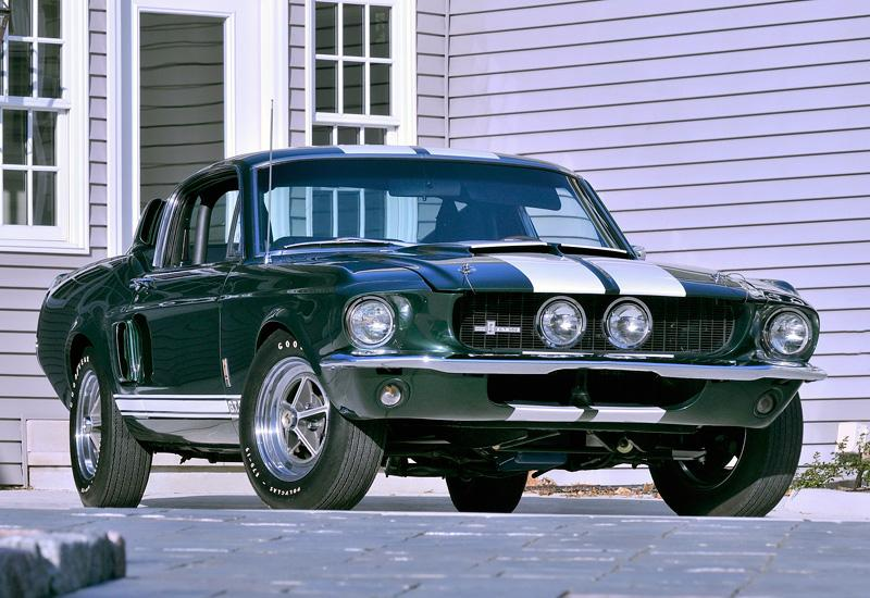 1967 Ford Mustang T 5 photo - 3