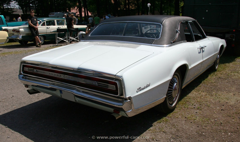 1967 Ford Thunderbird photo - 1