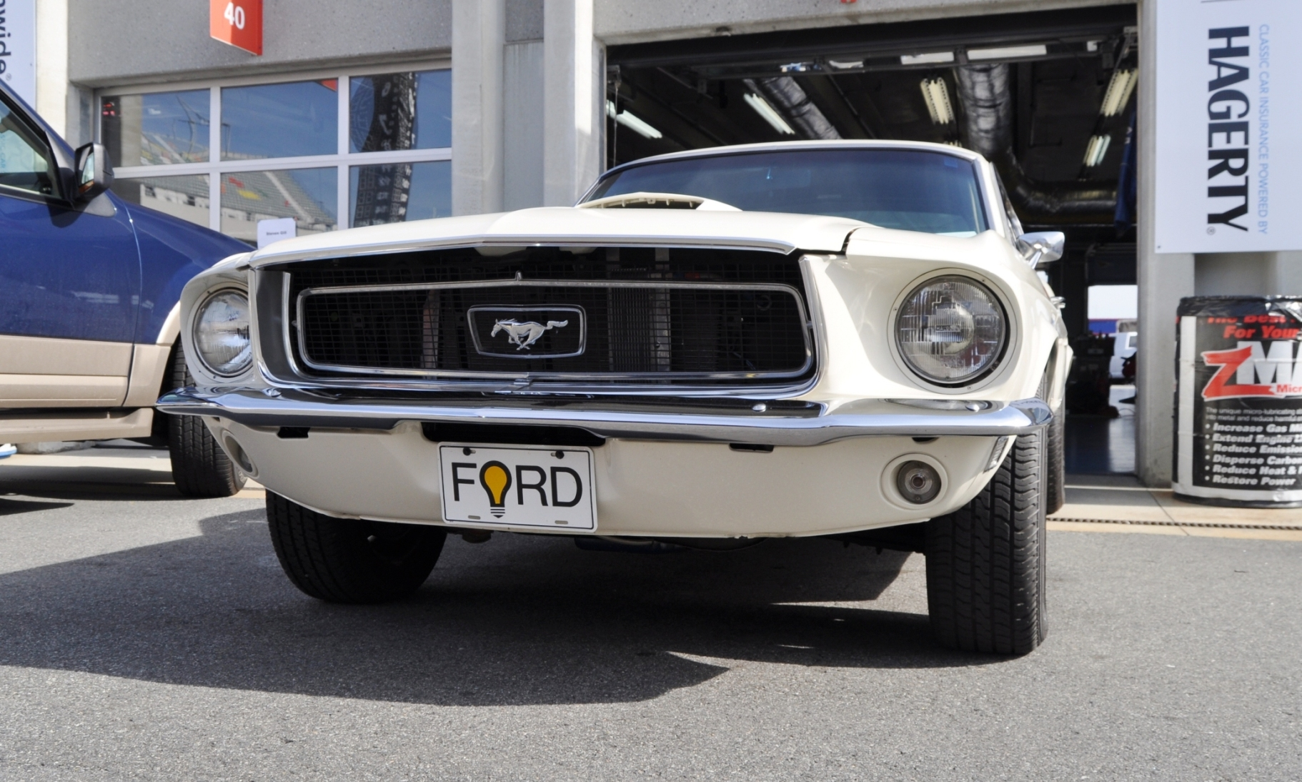 1968 Ford Mustang 428 Cobra Jet photo - 1