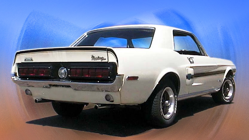 1968 Ford Mustang High Country Special photo - 1