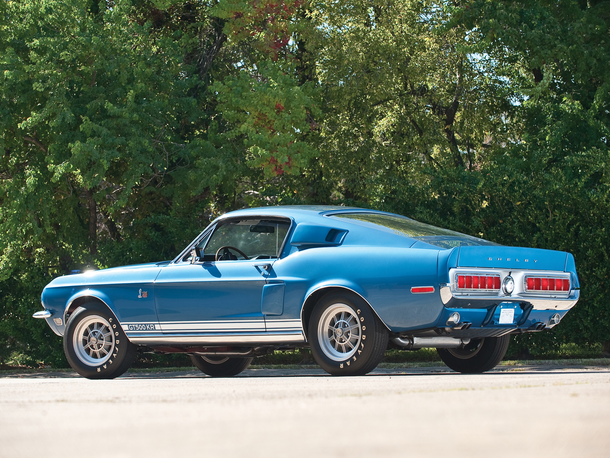1968 Ford Mustang Shelby GT500 KR photo - 1