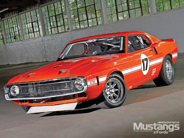 1969 Ford Mustang Shelby GT350 photo - 2