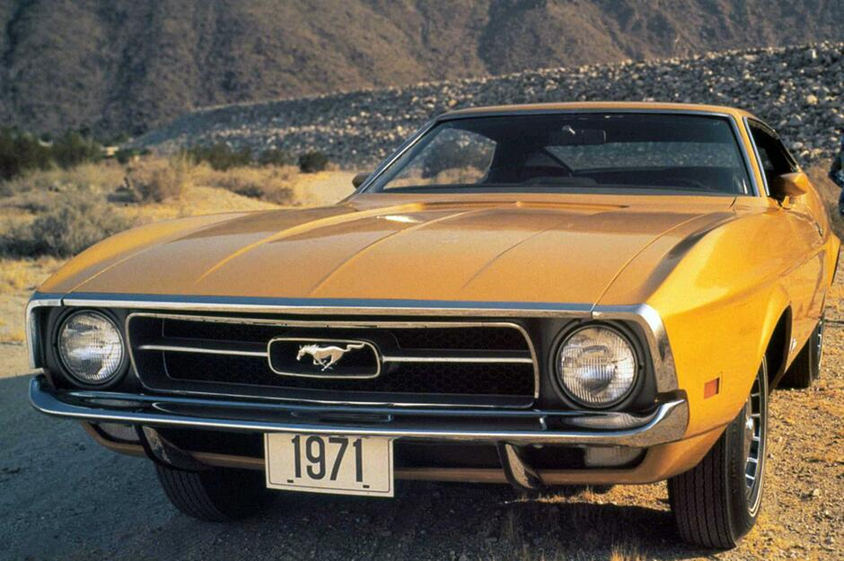 1970 Ford Mustang Milano Concept photo - 3